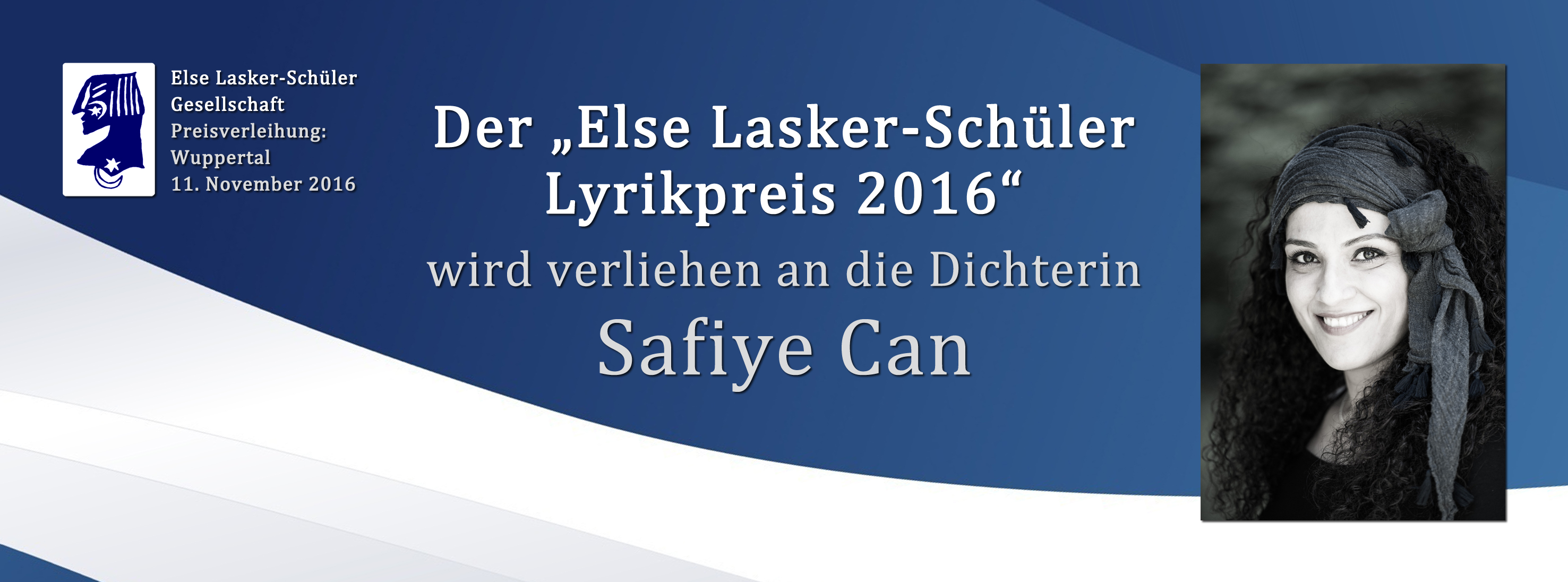 Else Lasker Schüler Lyrikpreis_Safiye Can