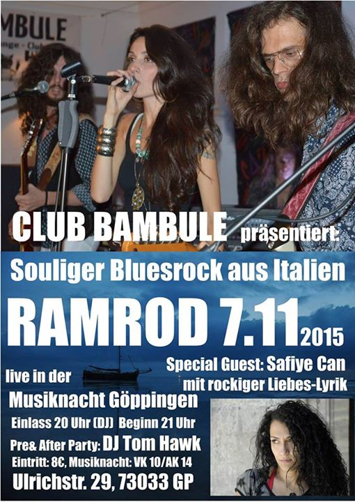 bluesrock soul_göppingen club bambule